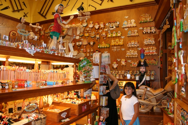 Carolina's favorite shop...Bartolucci