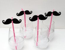 Party Straws Photo Courtesy of Etsy