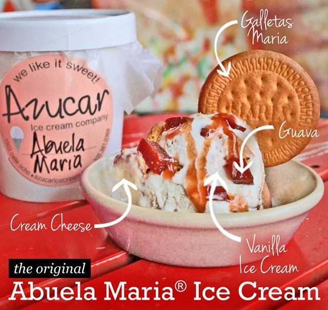 Their signature Abuela María flavor
