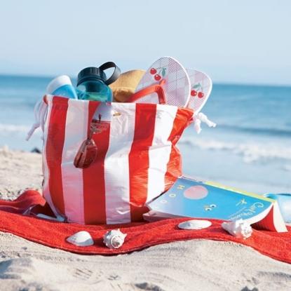 Waterproof Beach Bag Photo Courtesy of