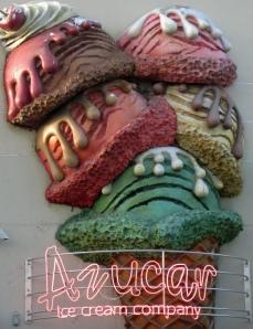 Outside of  Azúcar