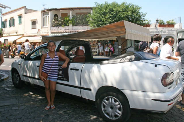 The open air taxi