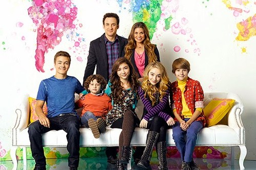 Cast of Girl Meets World Photo Courtesy of People.com