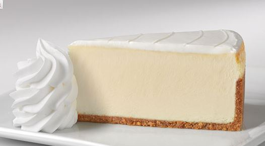 "Cheesecake Factory ""Original"" Cheescake"