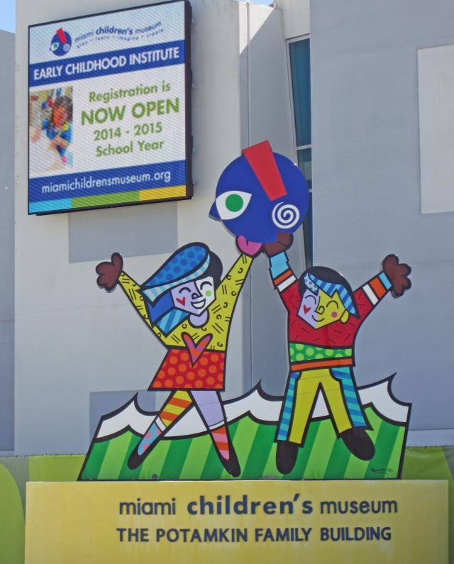 At the Miami Children's Museum