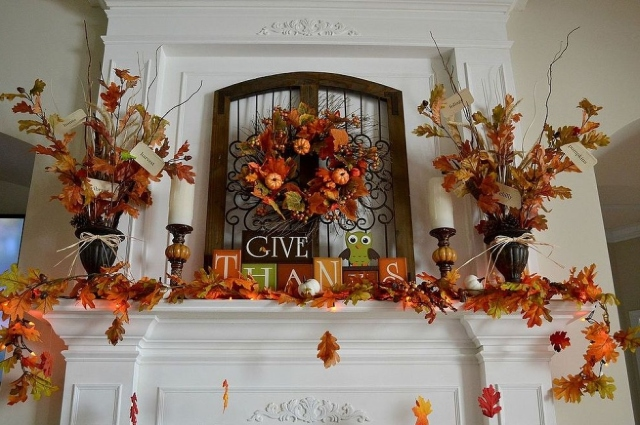 A beautiful mantel, click here.