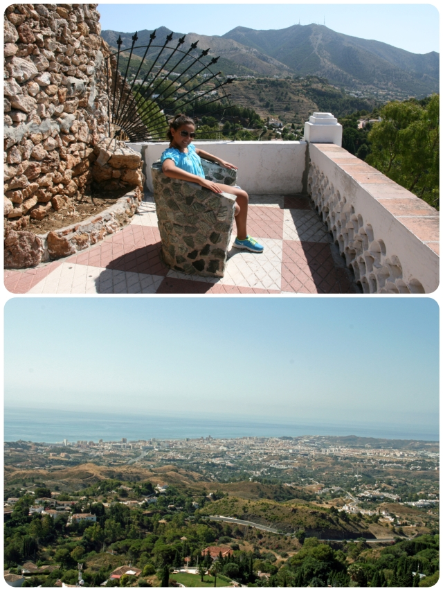 Mirador El Compás, viewpoint and terrace