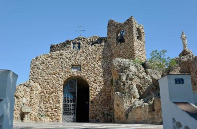 Santuario dela Virgen de la Peña