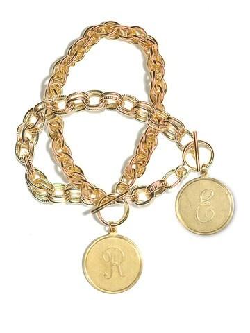Swell Caroline, Nantucket Charm Bracelet, $40