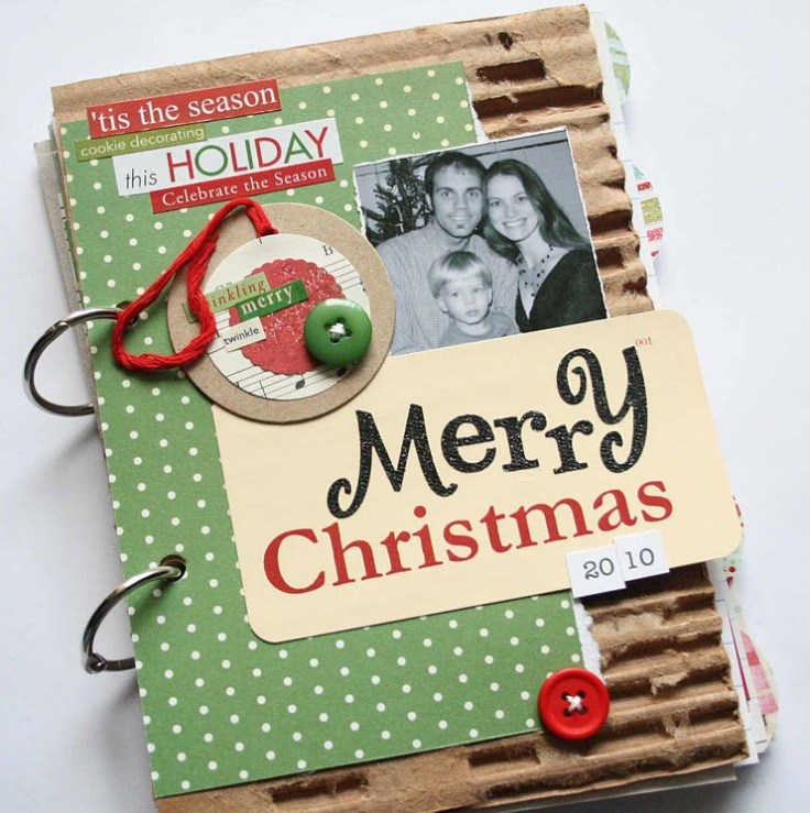 Christmas Art Joural, click here.