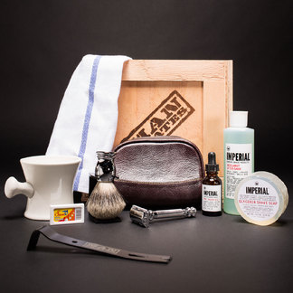 The Clean Shave Crate