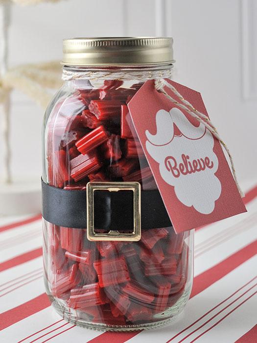 Santa Twizzlers Mason Jar, click here.