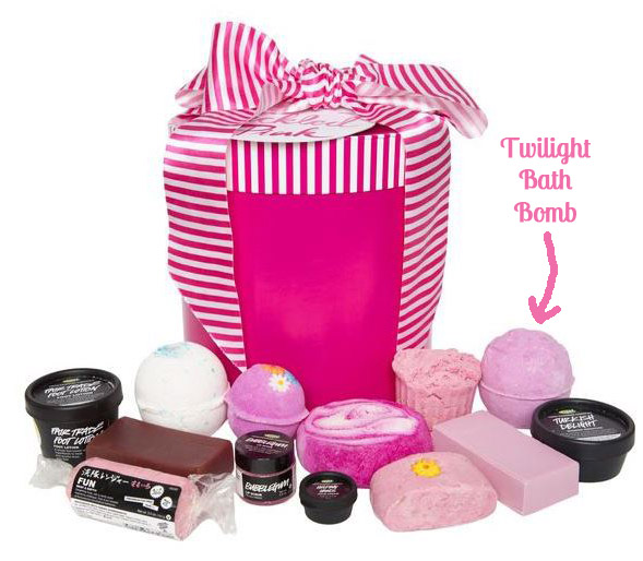 Tickled Pink Gift Set