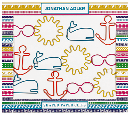 Shaped paper clips, click here.