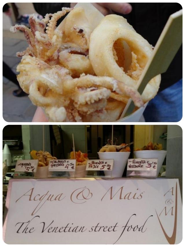 Acqua & Mais  fresh seafood to go...