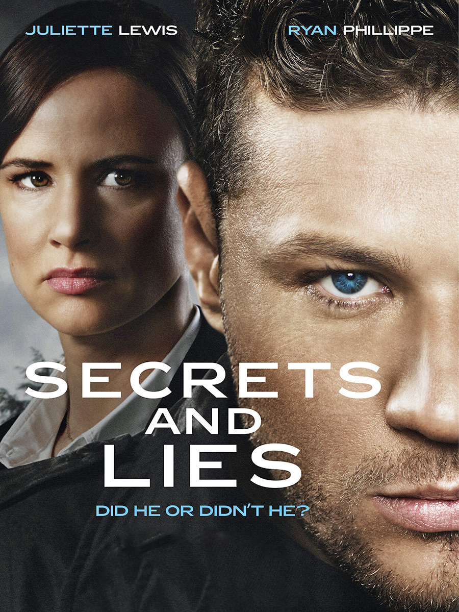 Secrets & Lies, on Sundays at 9PM on ABC