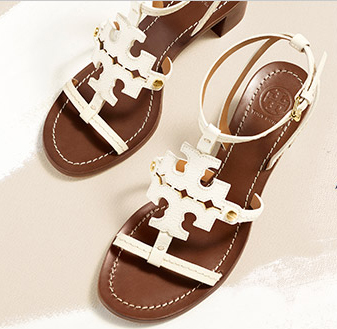 "Tory Burch ""Chandler"" Sandals"