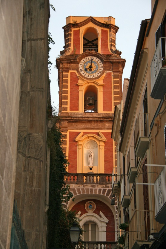 Bell Tower of the Sorrento Cathedral