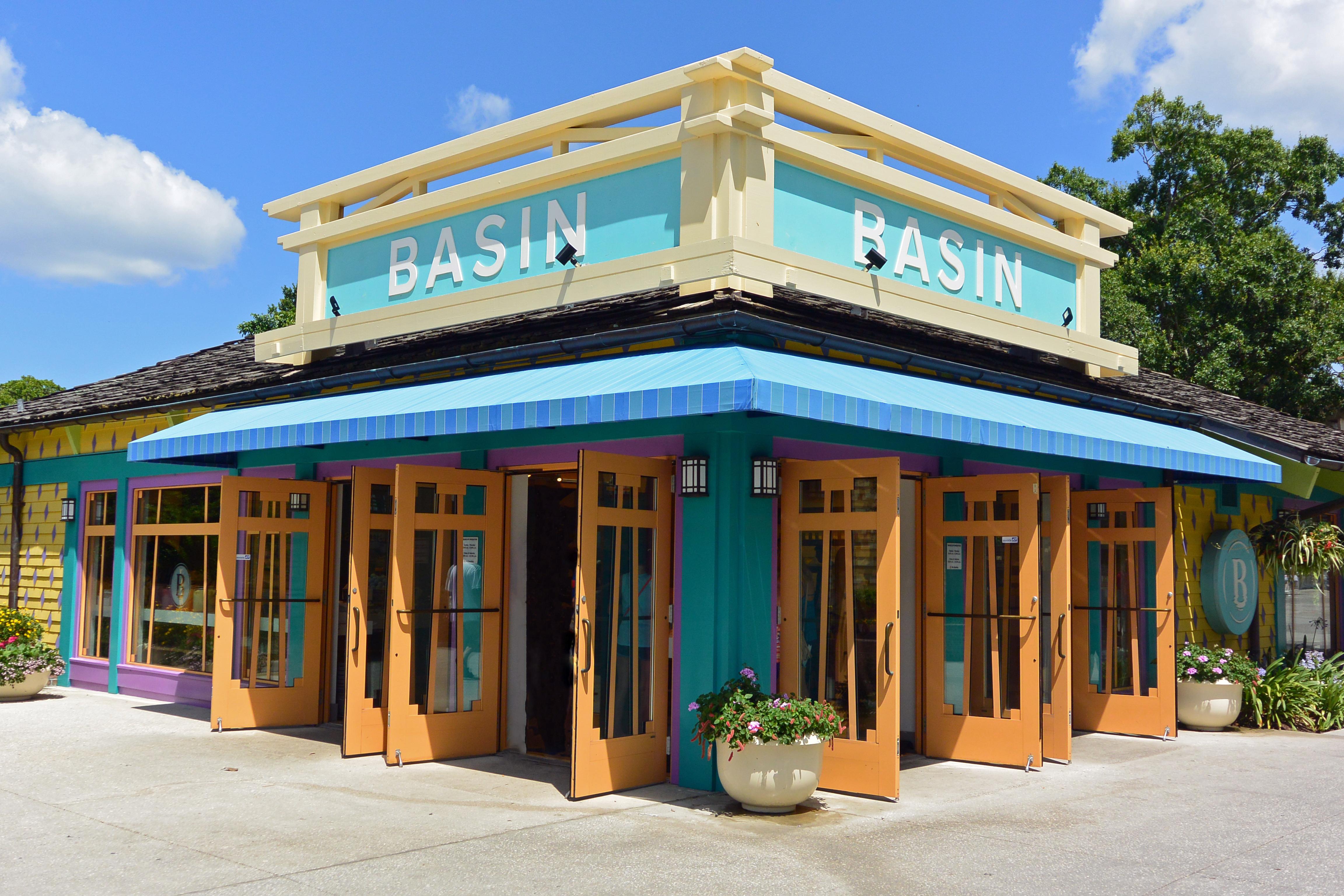 Basin at Downtown Disney