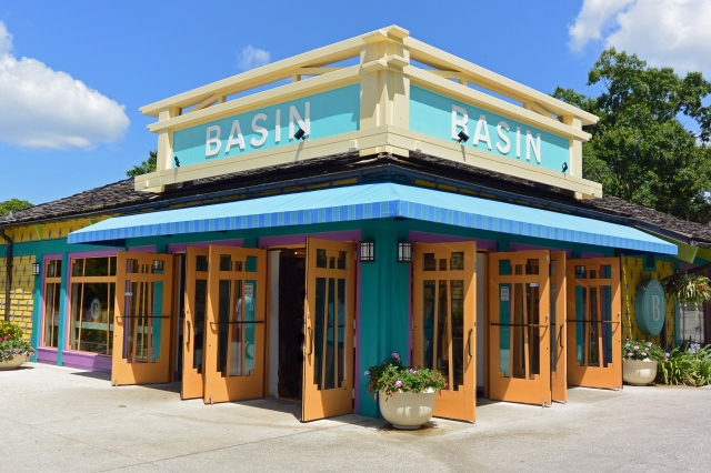 Basin at Downtown Disney