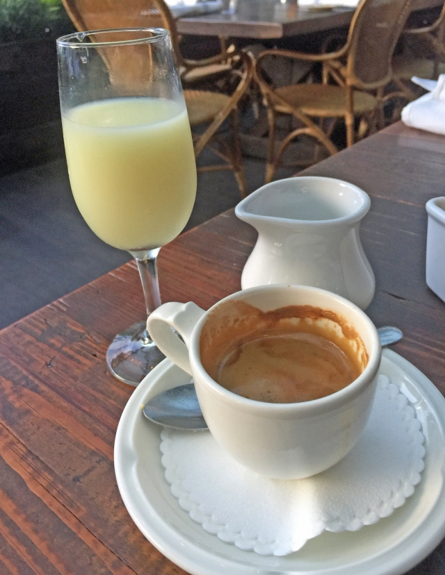 Espresso & Creamy Limoncello