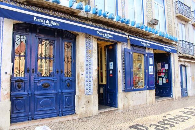 Pasteis de Belem, Lisboa