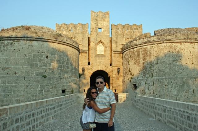 The d'Amboise Gate