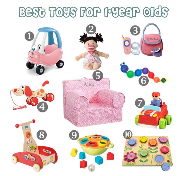 Unique Baby Toys For Girls : Great gifts for one year olds listen mama