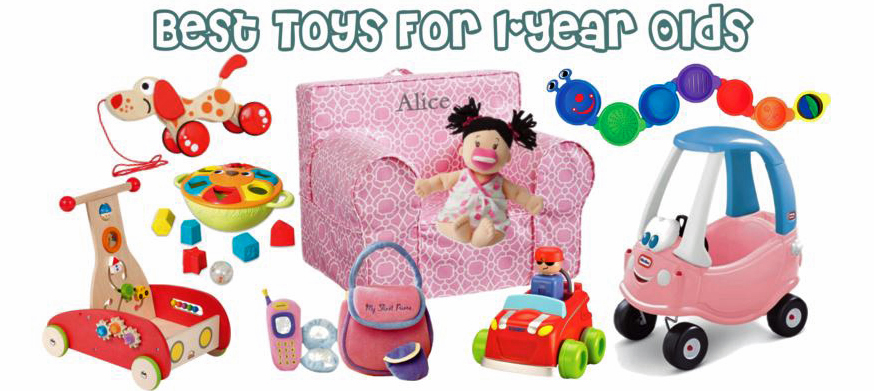 Top Gifts For 2 Year Olds: Great Gifts For One-Year Olds