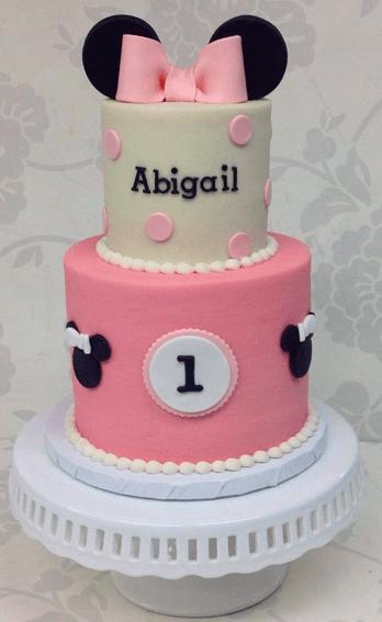 Minnie-Cake