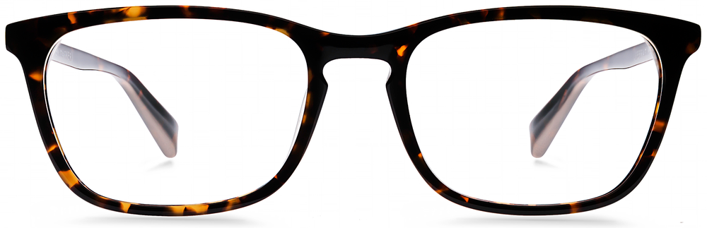 Welty frame in the Whiskey Tortoise color, these are her favorite!