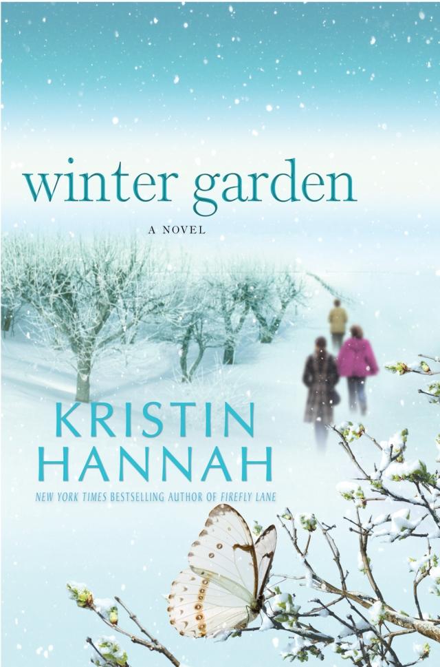 Winter Garden, photo courtesy of Kristin Hannah