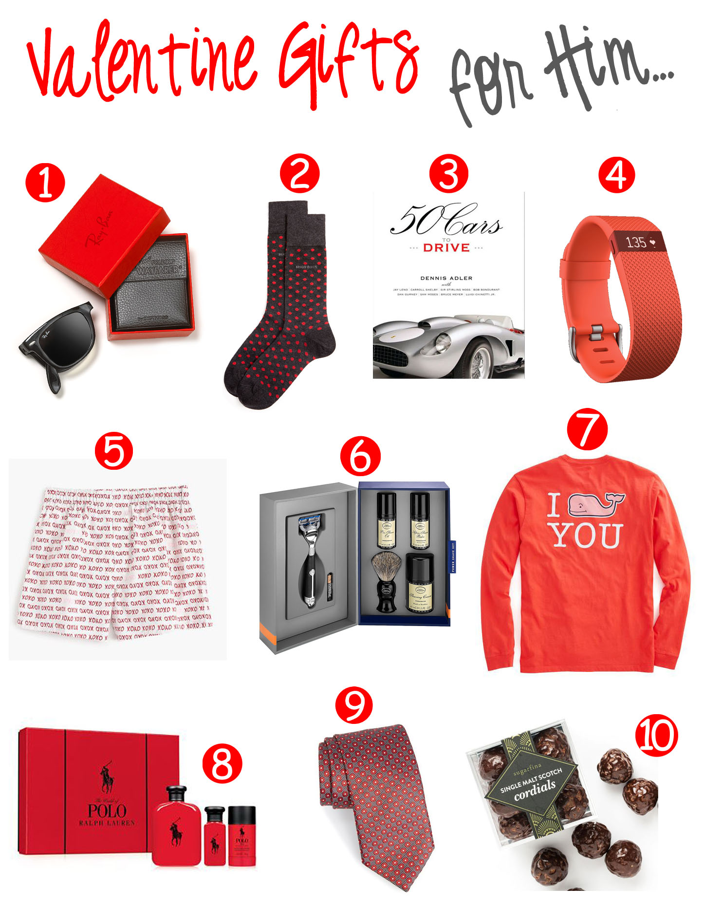 Valentine\'s Gifts for Him | Listen2Mama
