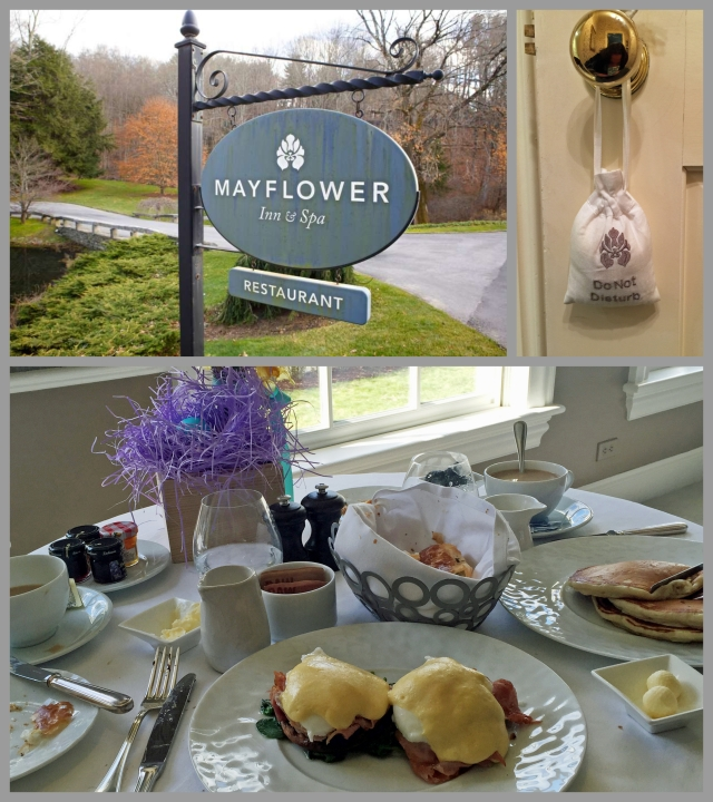 Mayflower Collage