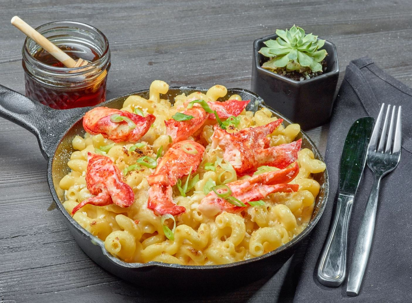 Truffle Lobster Mac