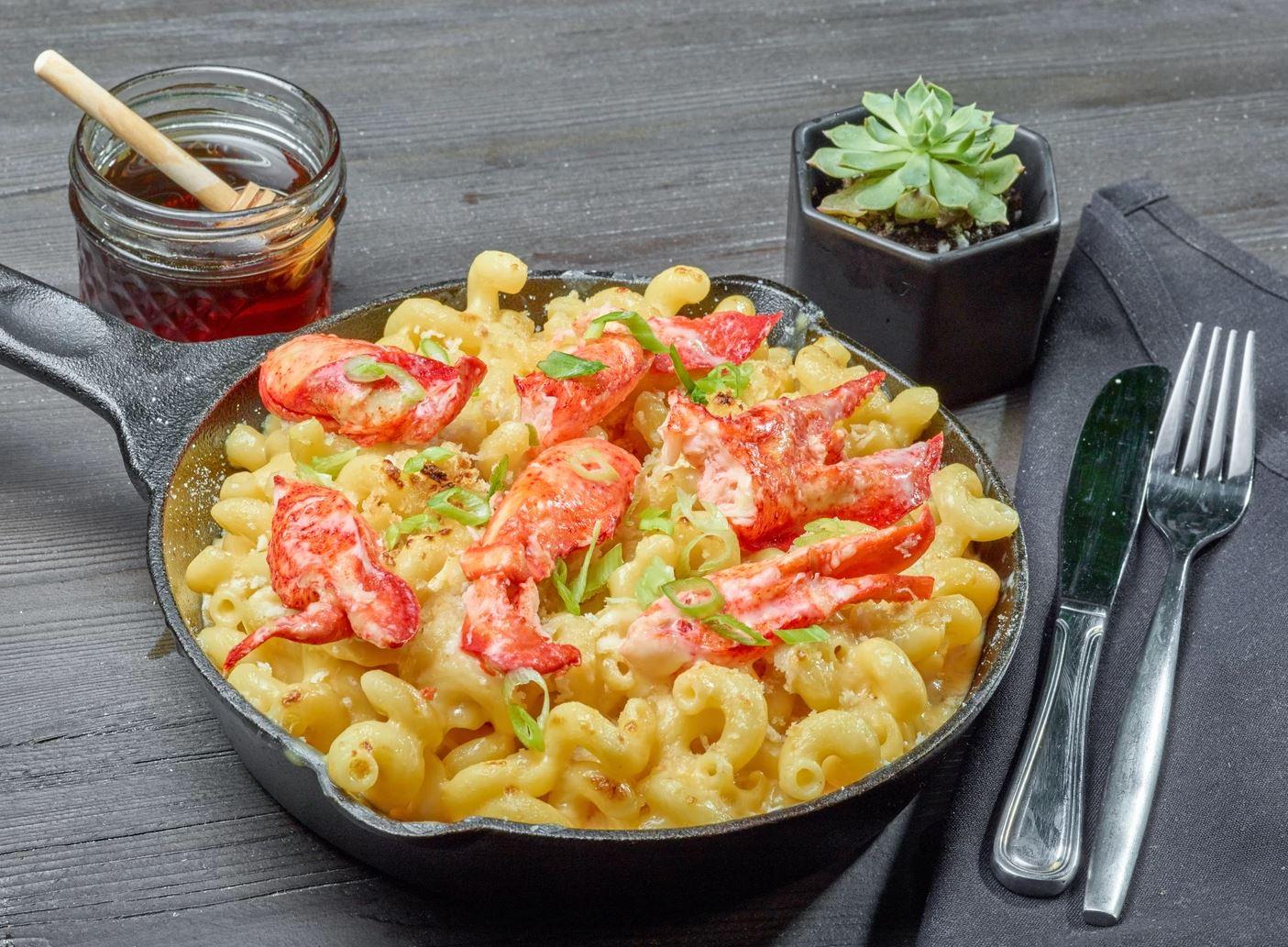 Truffle Lobster Mac